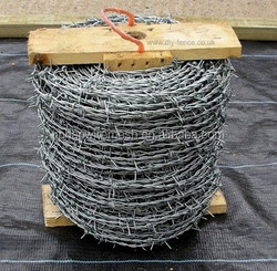 High Tensile Barbed Wire/Barbed Wire Weight/Barbed Wire Home Depot