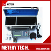 Ultrasonic low cost digital alcohol portable flow meter