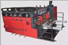 full automatic middle speed 1--4 color flexo printing slotting and die cutting machine ;used flexo printer slotter for sale