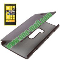 Horizontal Flip wallet leather case for nokia lumia 920