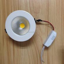 led emergency light ceiling 3w cob down light motion sensor spotlight