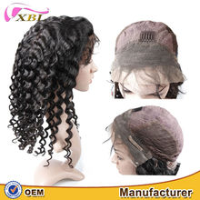 XBL various hair weaves styles and inches fine Craftmanship wholesale price human hair lace front wigs