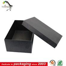 Custom Lid And Base Cardboard Packaging Telephone Distribution Box