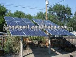 Bestsun Hot sales 5KW solar power advertising display