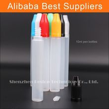china suppliers PE clear eyes eye drops with plastic cap