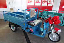 650W cargo used electric mobility tricycle with cabin for sale