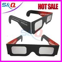 custom logo chromadepth paper 3d glasses