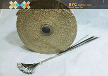 Cool It. Thermal wrap, back heat wrap, come with 304 stainless steel cable tire