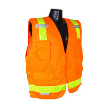 Quick releas 3m scotchlite safety vests for safety