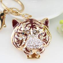 2014 fashion wholesale animal metal key chain