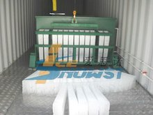 Containerized block ice machine with high quality(1 ton-100 ton/day)