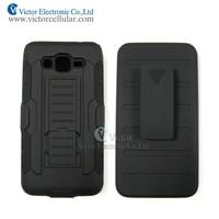 Hot Holster Hybrid Hard Case Black Rugged Belt Clip Kickstand Phone Cases back cover
