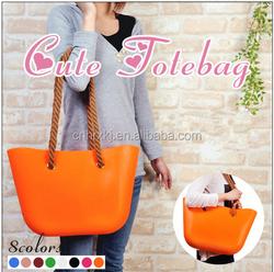 2015 silicone handbag wholesale handbag manufacturer china purse and handbag