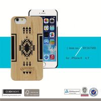 2015 New Products Luxury Quality Custom Wooden Phone Case Perfect Fit For Iphone 6 6S
