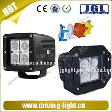 12w led work light flush mounting led work light cover free