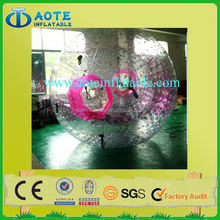 Popular discount inflatable clear zorb ball