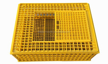 Wholesale prices plastic poultry transport cage for chicken, chicken transportation cage with good quality