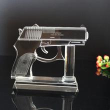 Hot sale crystal gun model