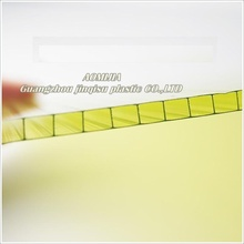 10 years guaranteed aomijia plastic sunshade hollow sheet for agriculture house