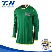 Long Sleeve Custom Made Sublimation Soccer Wear