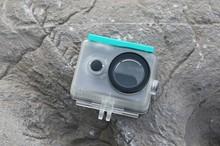 New Original Xiaomi Yi Action Camera Waterproof Case, Mi Yi 40M Diving Sports Waterproof, Xiao Yi Sport Camera Case