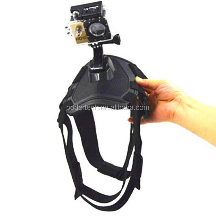 Gopros dog chest harness mount
