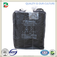 500kg Big FIBC Carbon Black Bag