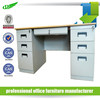 hot sale steel office desk with 6 drawers