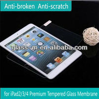 alibaba express tempered glass screen protector for ipad air