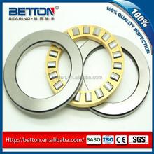 25*42*11mm brass cage flat surface thrust roller bearing 81105