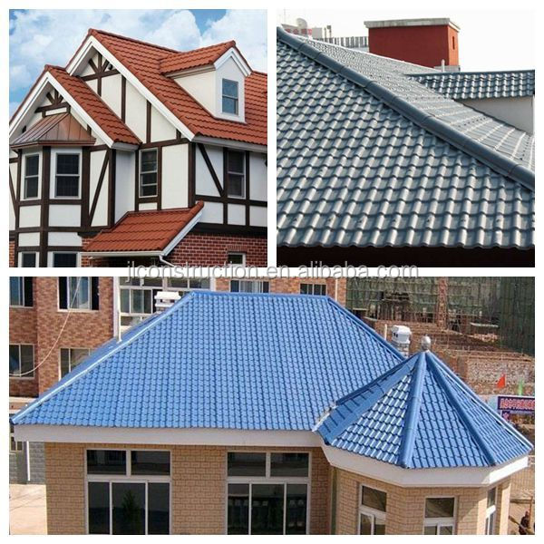 Lightweight Spanish Tile Roof For Private House Buy Roof Tile Lightweight Roof Tile Light