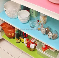 Kitchen shelf liner eva non-slip grip liner kitchen cabinet liner
