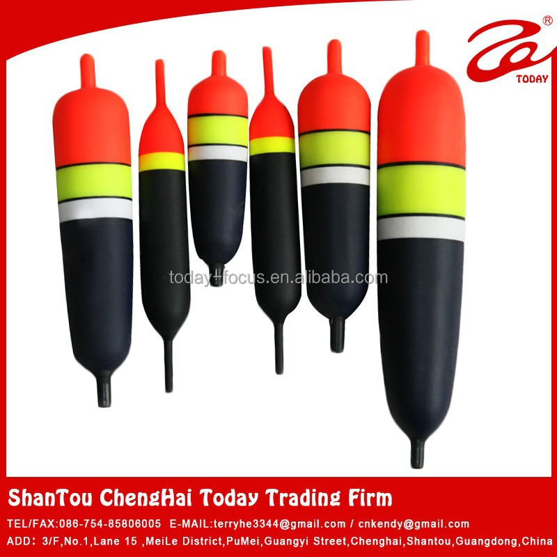 Wholesale foam fishing floats fishing bobbers for Fishing bobbers bulk