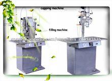 El aerosol manual semiautomático puede/la máquina de embotellado