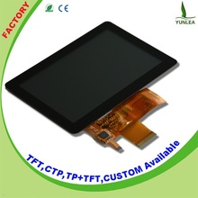 LCD+CTP factory tablet replacement 5 tft Touch Screen Module