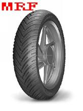 MRF MOTORCYCLE TYRE 2.75 - 18 3.00 - 18 3.00 - 17 100/90 - 17 TT & TL 120/80 - 17 TL 100/90 18 110/80 17 TL