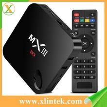 Android 4.4 tv box quad core Amlogic S802 digital tv converter set top box 2.0GHz xbmc 2G/8G MXIII