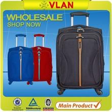 2015 super light quality nylon luggage for sale