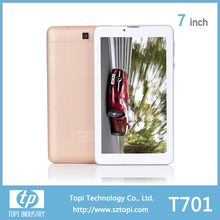 2700 mah 7 inch android 5.1 tablet pc with Bluetooth function