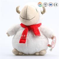 new design wholesale plush stuffed toys cute lamb for sale