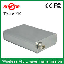 16CH 1000MW rf wireless micro transmitter and receiver RS485 PTZ