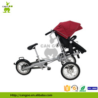 Fashional Mother and Baby Bike Trailer Bicycle 3 Wheels For Sale