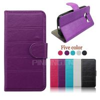 made in China stand wallet leather flip case for samsung galaxy nexus i9250
