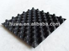 drainage membrane cavity drain garden drain cell product Sheet Drain drainage sheet roof garden