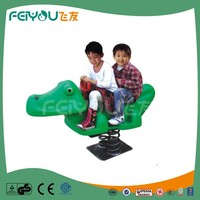 Toy Animal And Children Hobbies 2015 New Pattern Spring Ride On Toys For Twins From Manufacturer FEIYOU