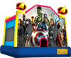top selling inflatable the avenger bounce house, inflatable trampoline, inflatable moonwalk