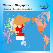 door to door delivery service to Singapore for LCL/FCL from china shenzhen/guangzhou/ningbo/yiwu/zhongshan/dongguan