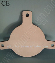 (CE/SGS)high temperature Silicon Carbide refractory brick with low price
