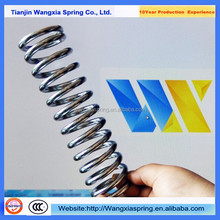 Alloy Material and Coil Style heavy equipment springs