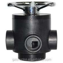 high quality manual / automatic water fill / drain valve for water treatment plant